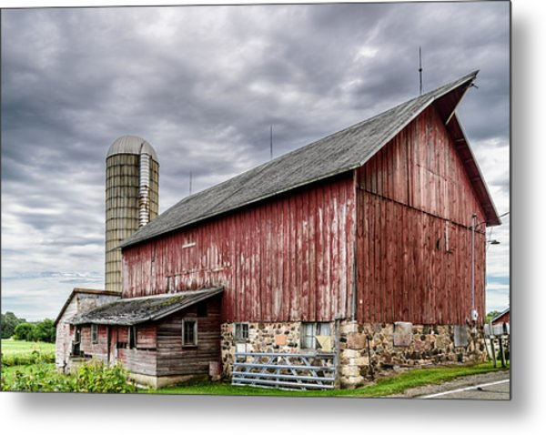 Maple Grove Farm Metal Print