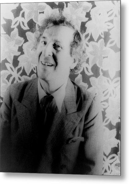 Marc Chagall 1887-1985, Jewish Metal Print