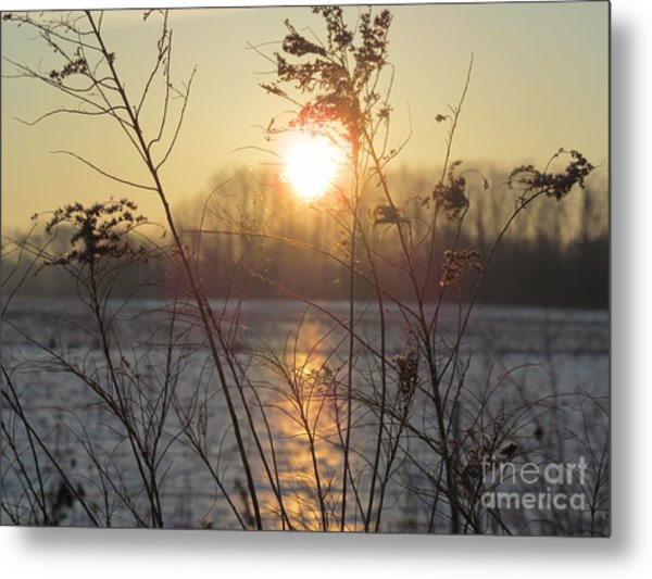 March 2 2013 Sunrise Metal Print
