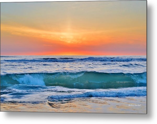 March Sunrise 3/6/17 Metal Print