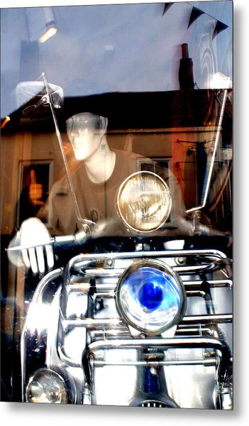 Marcus 6 Metal Print by Jez C Self