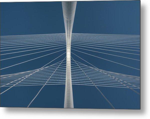 Margaret Hunt Hill Bridge Metal Print by Todd Landry Photography
