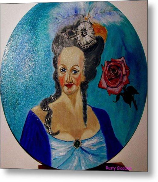 Marie Antoinette Metal Print
