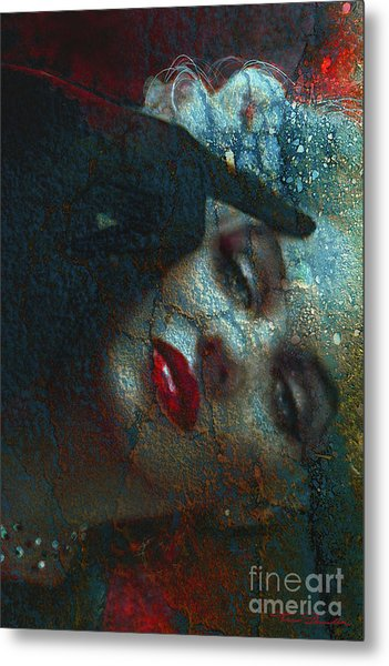 Marilyn St 2 Metal Print