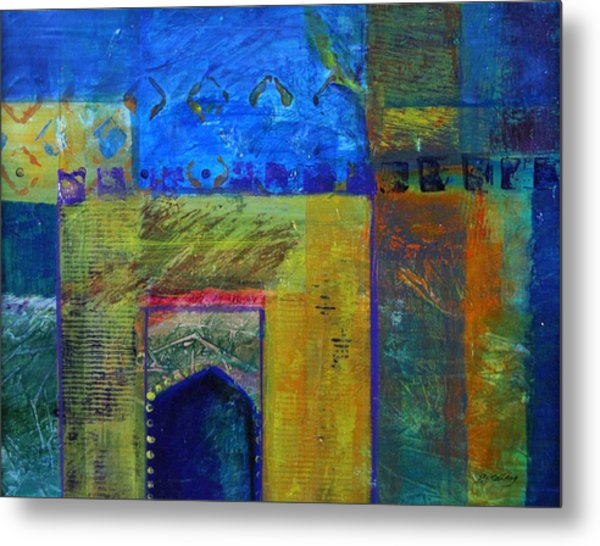 Marrakech Metal Print