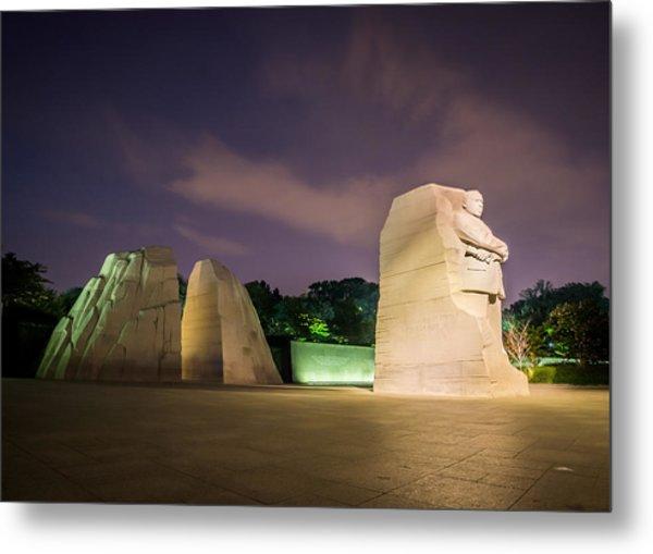 Martin Luther King Jr. Memorial Metal Print