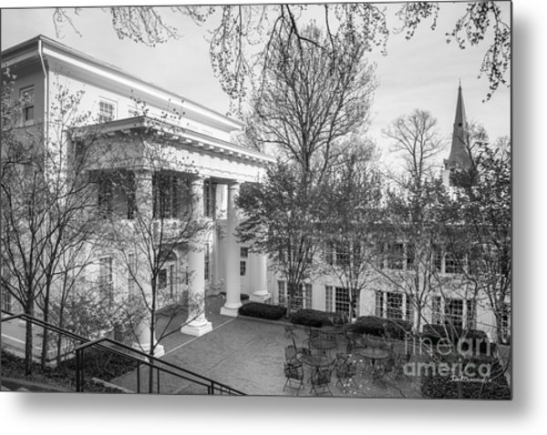 Mary Baldwin University Carpenter Hall Metal Print