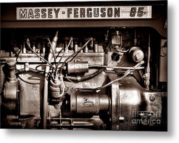 Massey Ferguson 85 Metal Print