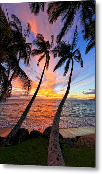 Maui Magic Metal Print