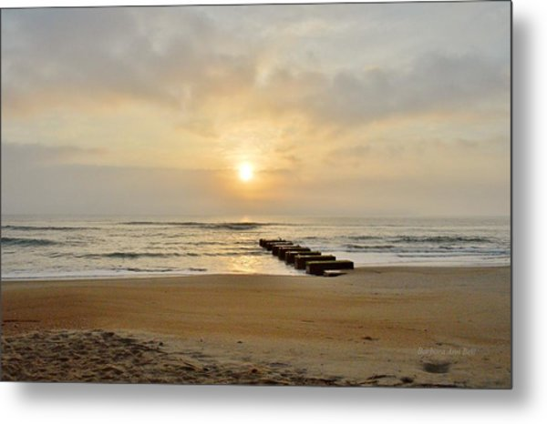 May 13 Obx Sunrise Metal Print