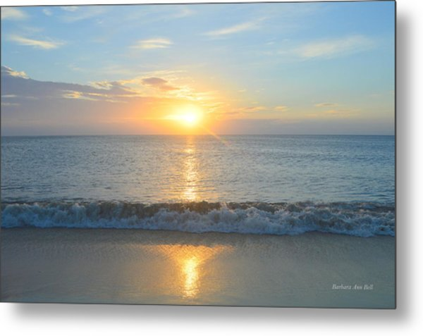 May 23 Sunrise Metal Print