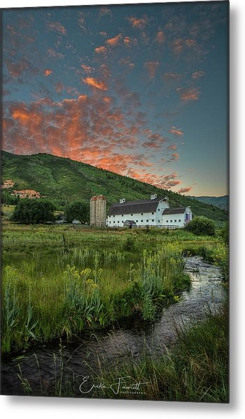 Mcpolin Sunrise Metal Print