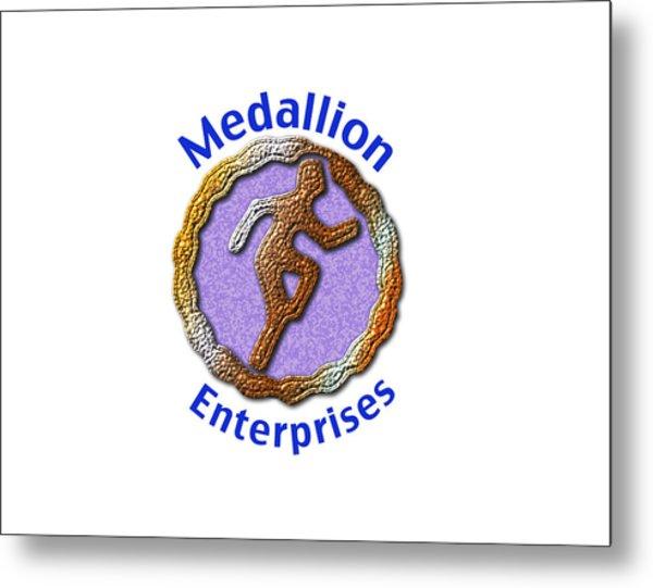 Medallion Enterprises Metal Print