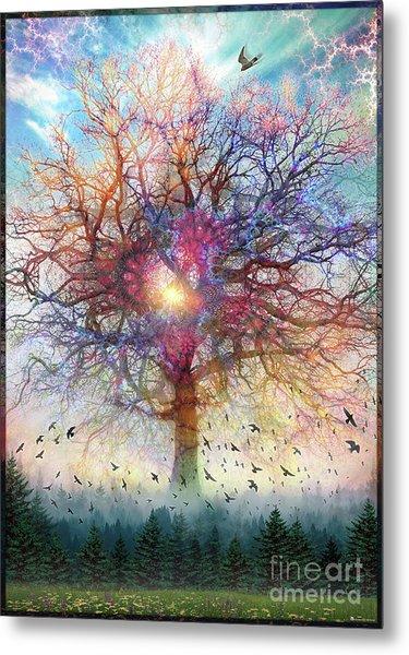 Memory Of A Tree Metal Print