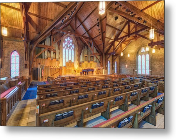 The Sanctuary  Metal Print