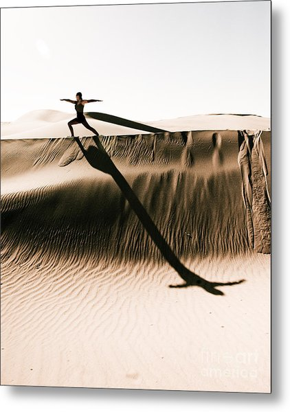 Mid Morning Anthem Metal Print
