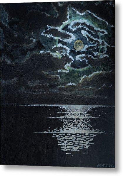 Midnight Passage Metal Print