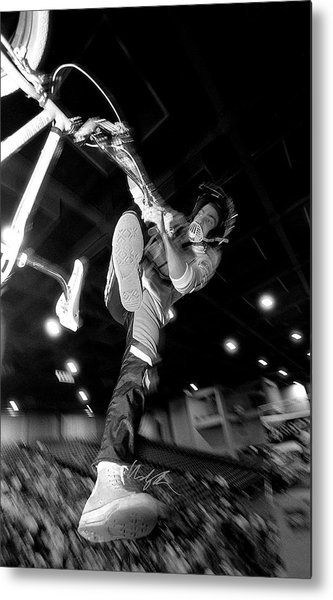 Mike Dominguez Metal Print