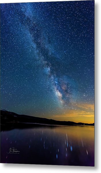 Milky Way 6 Metal Print