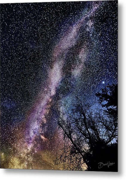 Milky Way Splendor Metal Print