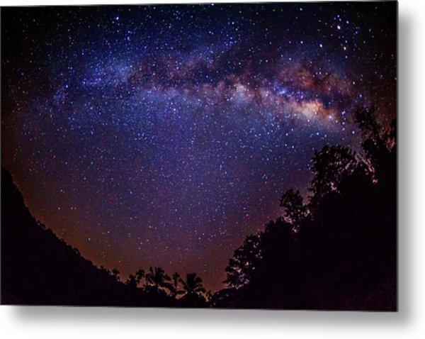 Milky Way Splendor Metal Print