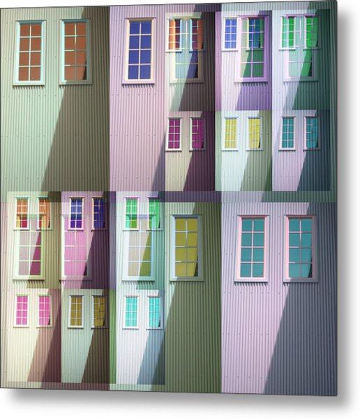 Mill Works Windows Midlothian Va Metal Print