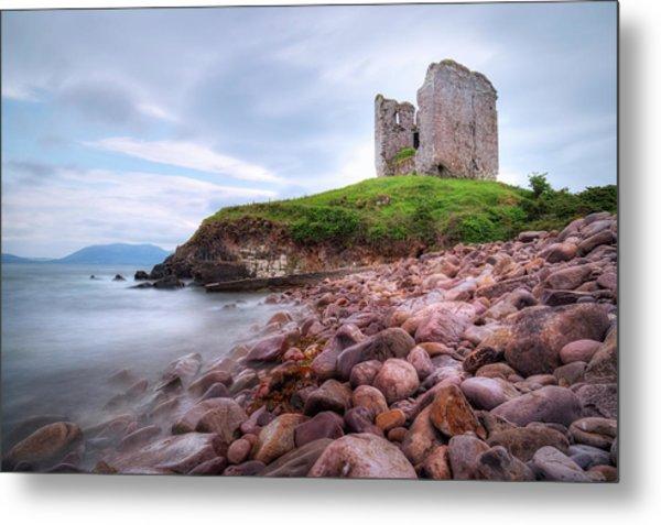 Minard Castle - Ireland Metal Print