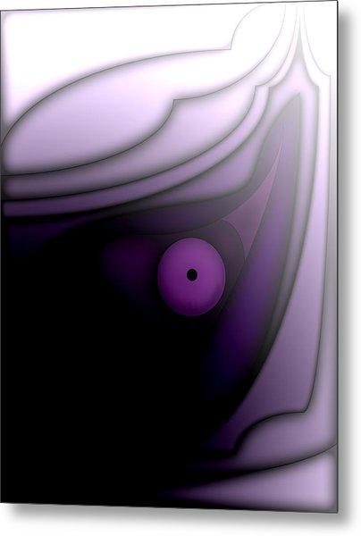 Minds Eye Metal Print by Christopher Sprinkle