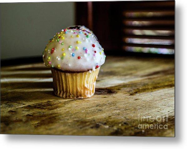 Mini Cupcakes 3 Metal Print