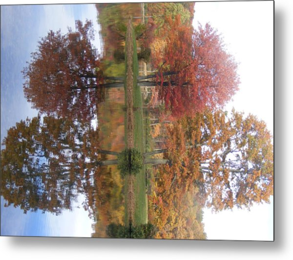 Mirror Mirror Metal Print by James and Vickie Rankin