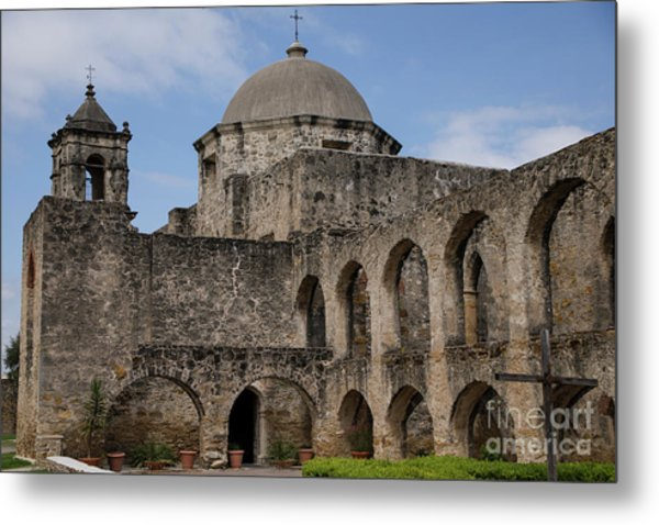Mission San Jose - 1218 Metal Print