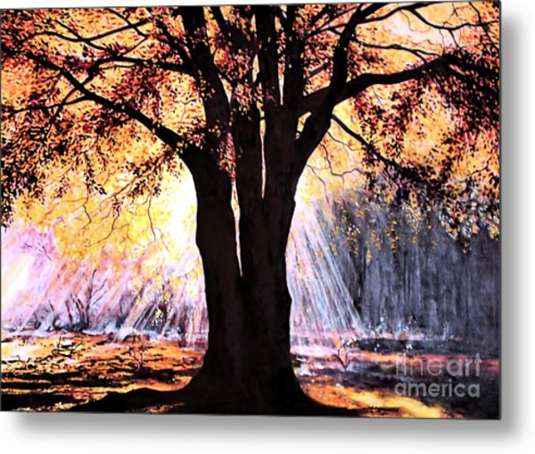 Mists Of Time  Metal Print