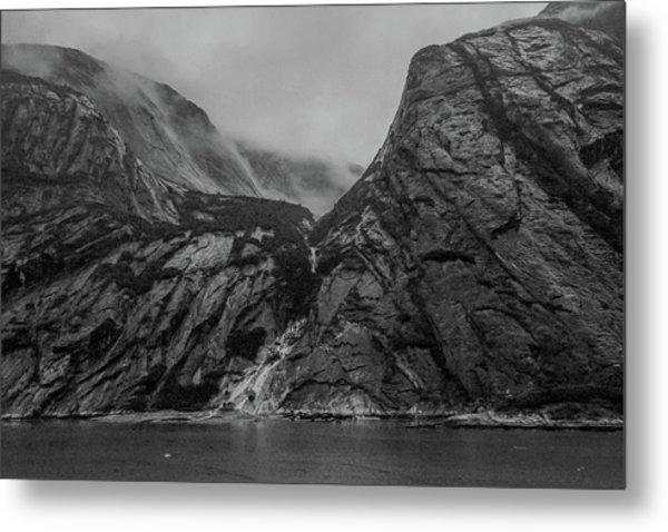 Misty Fjord Metal Print