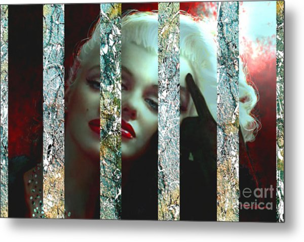 Mm 128 Sis 3 Metal Print