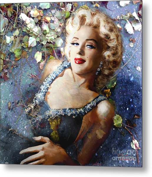 Mm Resurrection  Metal Print