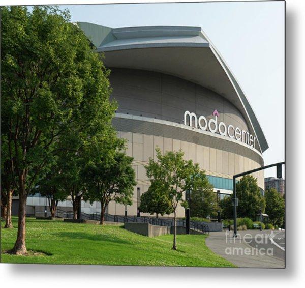 Portland Trail Blazers Stadium: Microsoft Art