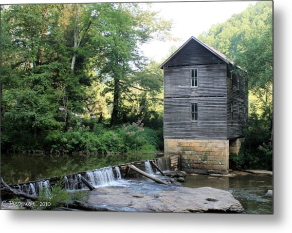 Mollohan Mill 2 Metal Print