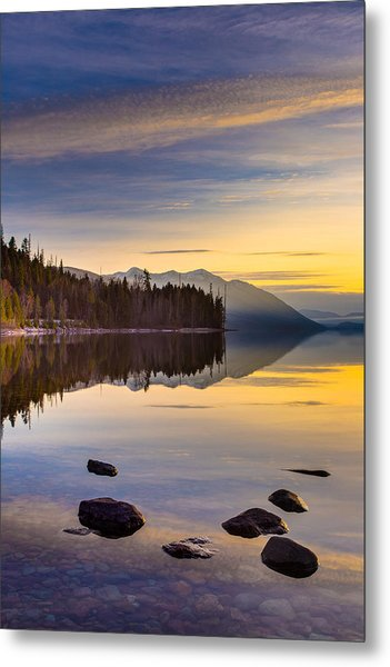 Moment Of Tranquility Metal Print