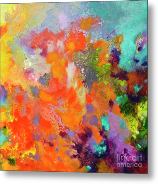 Momentum, Canvas Two Metal Print