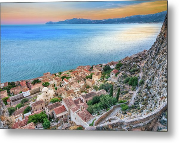 Monemvasia / Greece Metal Print