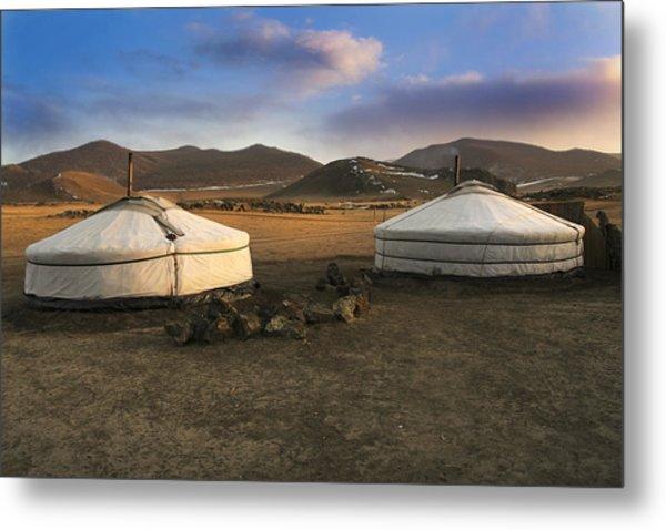 Mongolian Serenity Metal Print