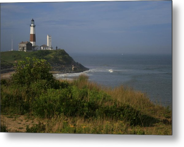 Montauk Point Metal Print