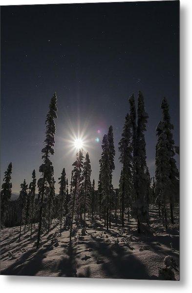 Moonlight Sonana Metal Print