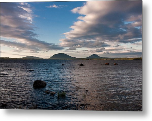Moosehead Lake Spencer Bay Metal Print