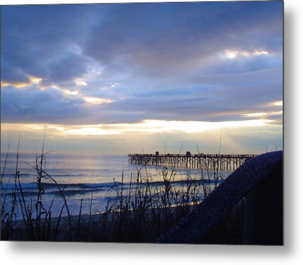 Morning Blessing Metal Print