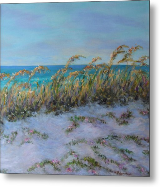 Morning Glory Dune Part 2 Metal Print