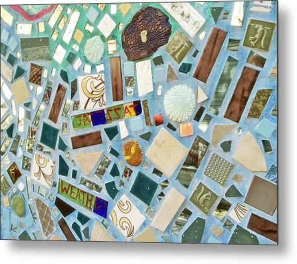 Mosaic No. 6-1 Metal Print