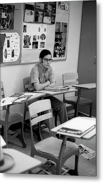 Most Scholarly Student, 1972 Metal Print