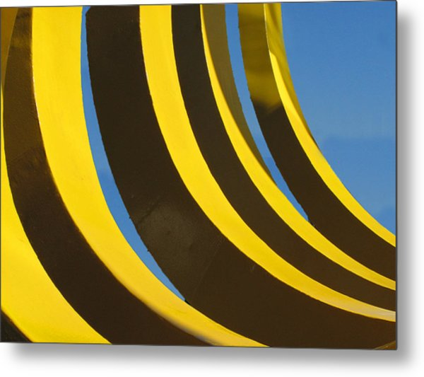 Mostly Parabolic Metal Print