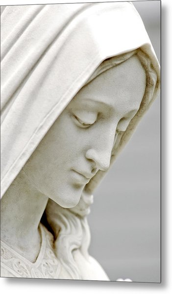 Mother Mary Comes To Me... Metal Print